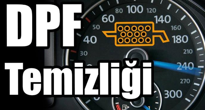 DPF Nedir? Nasıl Temizlenir?